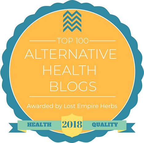 Top 100 Alternative Health Blogs
