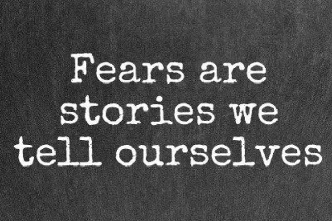 Believe In Yourself To Overcome Fear
