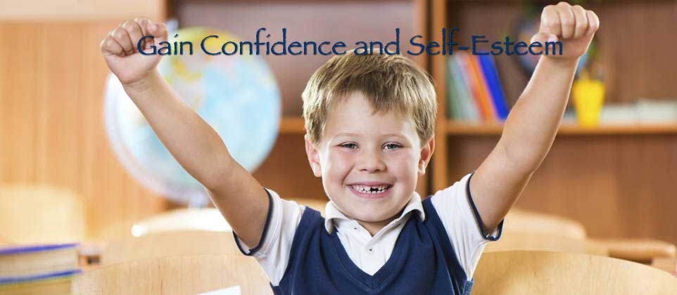 Gain Confidence and Self-Esteem with Hypnosis.