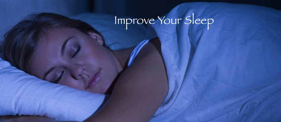 Improve Your Sleep with Hypnosis. Sleep Better.